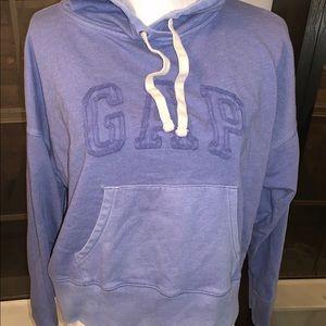 Gap - Vintage style hoodie sweater shirt   Medium
